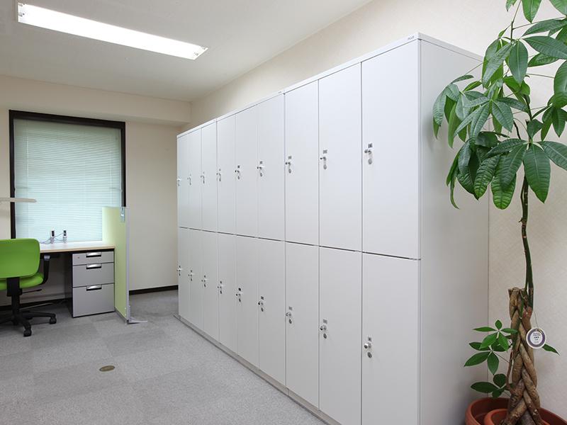 レンタルオフィス神戸エリンサーブロッカー