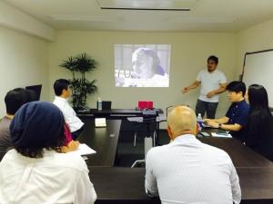 レンタルオフィス エリンサーブ神戸 ビジネス創造交流会2016-09-2