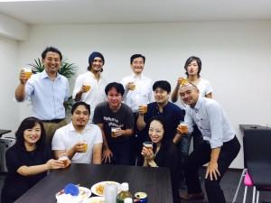 レンタルオフィス エリンサーブ神戸 ビジネス創造交流会2016-09-5