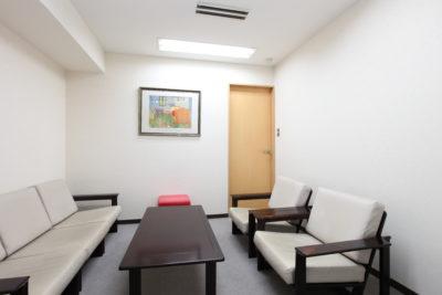 レンタルオフィス エリンサーブ神戸 旧応接室