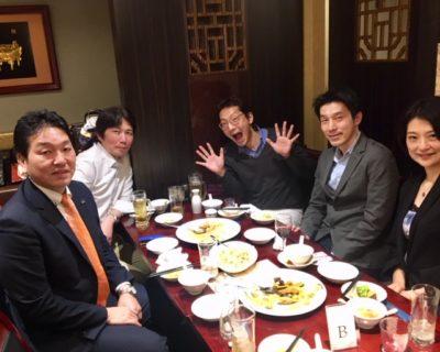 レンタルオフィス神戸 エリンサーブ2018忘年会