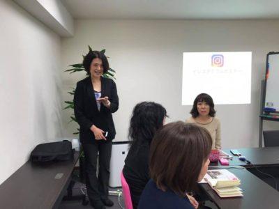 エリンサーブ神戸 インスタグラム徹底活用セミナー