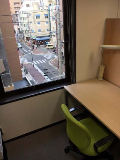 レンタルオフィス神戸エリンサーブ 31ブース-2