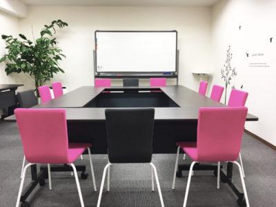 レンタルオフィス神戸エリンサーブ 会議室