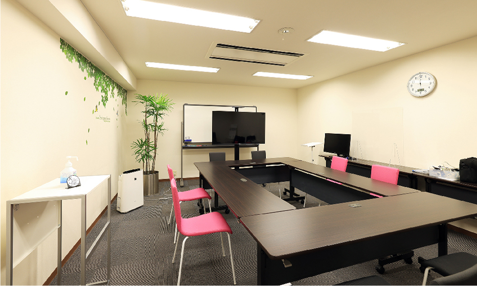 レンタルオフィス神戸 エリンサーブ 会議室